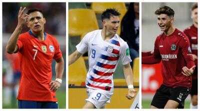 Chile quiere a Sebastián Soto de Team USA; también puede ser de México