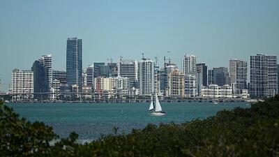 Día caluroso con la posibilidad de tormentas, el pronóstico del tiempo para este viernes en Miami