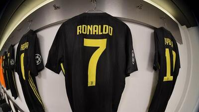 Ya están los 11s de Ajax-Juventus y Manchester United-Barcelona en UEFA Champions League