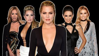Khloé Kardashian no es la única en perdonar a un infiel: otras famosas dan cátedra
