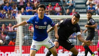 Cómo ver Chivas vs. Cruz Azul en vivo, por la Liga MX