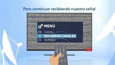 Escanea los canales en tu TV y no pierdas la señal de Univision 34 Atlanta