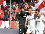 Miguel Layún cometió un penalti, pero él y Sevilla derrotaron a Las Palmas de Paco Jémez