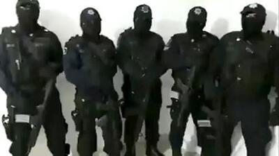 Cinco presuntos policías mexicanos denuncian amenazas de muerte por parte de sus superiores