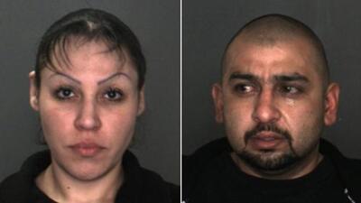 Arrestan a pareja del sur de California por matar a su hija de tres años