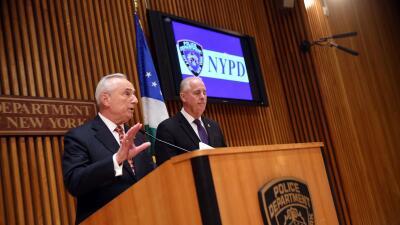 NYPD defiende agente que arrestó a extenista famoso