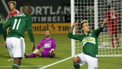 Maxi Urruti, campeón con Portland Timbers, es nuevo jugador de FC Dallas luego del Draft