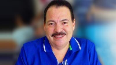 Julio Preciado necesita someterse a un trasplante de riñón y está en búsqueda de un donador
