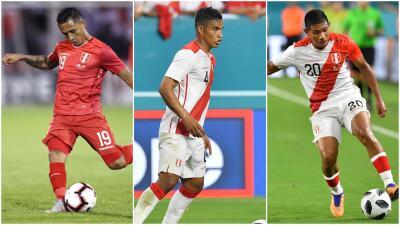 La Liga MX metió tres jugadores en la lista de Perú a la Copa América