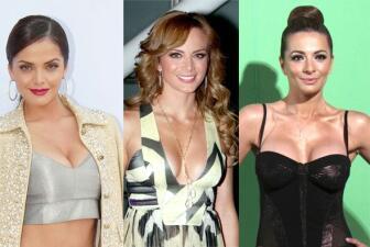 De conductoras a actrices de telenovela