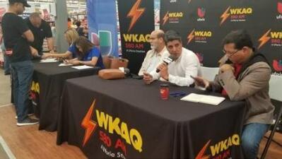"""Walmart y Fondos Unidos se unen a WKAQ 580 """"Apoyando a los Nuestros"""""""