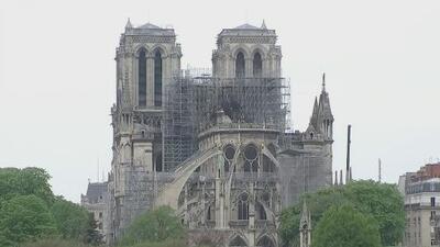 Tres de las familias más adineradas de Francia anuncian millonaria donación para la catedral de Notre Dame