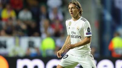 Luka Modric se despreocupa por ganar el Balón de Oro