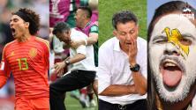 Los cuatro momentos que marcaron el Mundial de Rusia 2018 para México