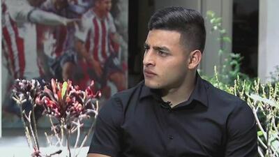 Alexis Vega confía en que Chivas pueda salir pronto de la crisis en la que se encuentra
