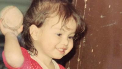 Quién es esta niña: ¿Chiquis o Jenni Rivera? Te lo contamos en fotos