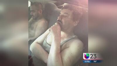 "Detalles de la recaptura del ""Chapo"" Guzmán"