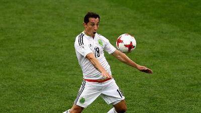 Andrés Guardado reiteró que prefiere jugar en América antes que en Chivas