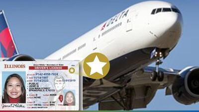 Ley del 'Real ID' está cada vez más cerca: abogada explica las trabas que se pueden enfrentar al viajar por avión