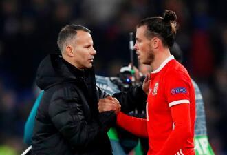 En fotos: Gales perdió en casa el ascenso en la UEFA Nations League ante Dinamarca