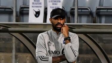 Thierry Henry se queda en Montréal: Bournemouth confirma a interino