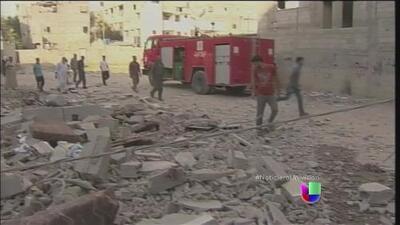 Israel inició ofensiva terrestre para ingresar en la Franja de Gaza