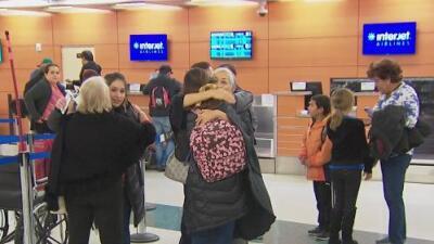 El cierre del gobierno federal podría afectar a aeropuertos