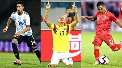 Los nuevos jugadores extranjeros que se verán en el Clausura 2019