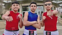 """""""Esperamos mucho de ellos"""": estos tres jóvenes de raíces hispanas en Dallas son catalogados como promesa del boxeo"""