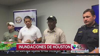 Alcalde de Houston agradece a las ciudades que se han unido para apoyar en esta emergencia