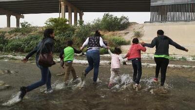 Aumenta el flujo de migrantes, y también la cifra de muertes en la frontera que separa a México de Estados Unidos