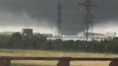 Dos tornados tocaron tierra en el noroeste de Houston