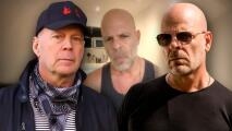 ¿Ironías de la vida? Bruce Willis no usa su mascarilla mientras que a su doble le da covid-19