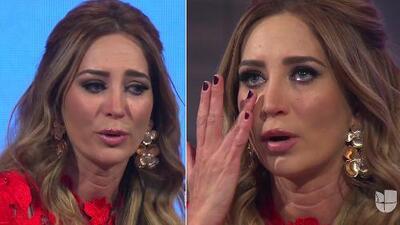 Geraldine Bazán llora al recordar un gran amor que perdió (y a quien le dedicó este emotivo mensaje)