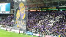 LAFC rinde homenaje póstumo a Kobe y Gianna Bryant