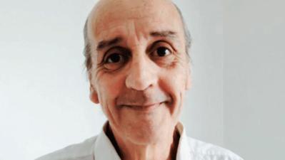 El actor Julio Vega está delicado, padece cirrosis