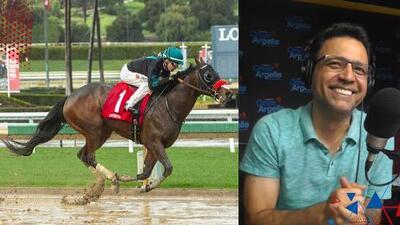 'Omar de la radio' podría ganar el Kentucky Derby algún día