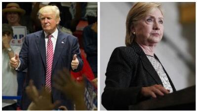 Trump aventaja a Clinton por dos puntos en Florida, según sondeo
