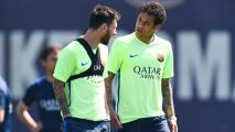 ¿Messi frena renovación de Neymar?