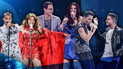 Prince Royce con Gerardo Ortíz y otros duetos 'impensables' que solo podían suceder en Premio Lo Nuestro