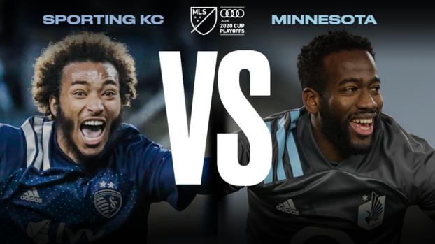Sporting KC y Minnesota, segunda semifinal del Oeste