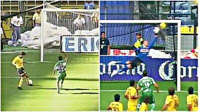 Pifias, atajadas, golazos y una fractura, entre los momentos más recordados del América vs. Santos
