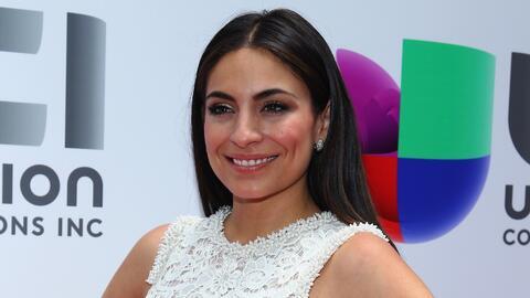 Ana Brenda Contreras presenta su película 'El que busca encuentra', una divertida comedia romántica