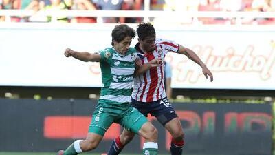 Cómo ver Santos Laguna vs. Chivas en vivo, por la Liga MX 21 Julio 2019