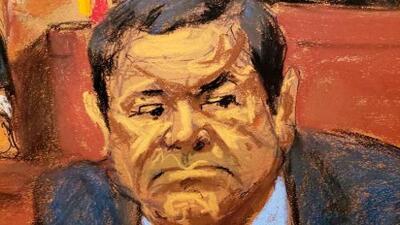 Juez deniega las peticiones de 'El Chapo' Guzmán: no habrá tapones para los oídos, más aire libre ni más botellas de agua