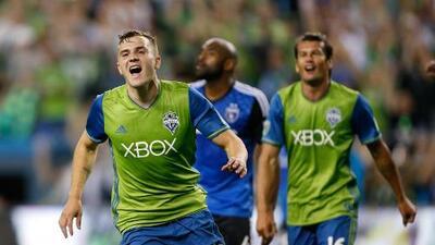 Jordan Morris de Seattle Sounders es nombrado Novato del Año de la MLS
