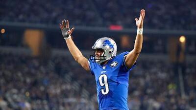 Detroit hace a Matthew Stafford el jugador mejor pagado de toda la NFL