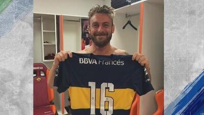 Daniele De Rossi se despidió de la Roma: ¿será Boca Juniors su próximo destino?