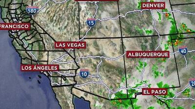Se pronostica algo de neblina en horas de la mañana y una tarde soleada este sábado en Los Ángeles