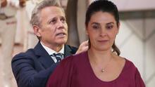 Con su familia y unos mariachis, Sergio le pidió a Alicia que se casen por segunda vez